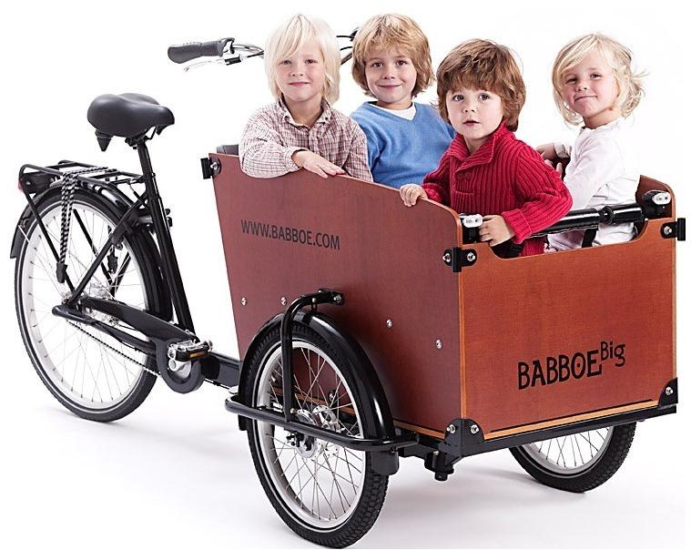 จักรยานพ่อลูกอ่อน : Chariotreview