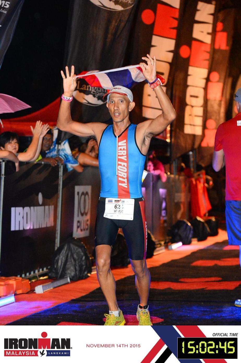 Ironman Langkawi ForZuri Episode II : ไม่หมูแต่ทุกคนทำได้